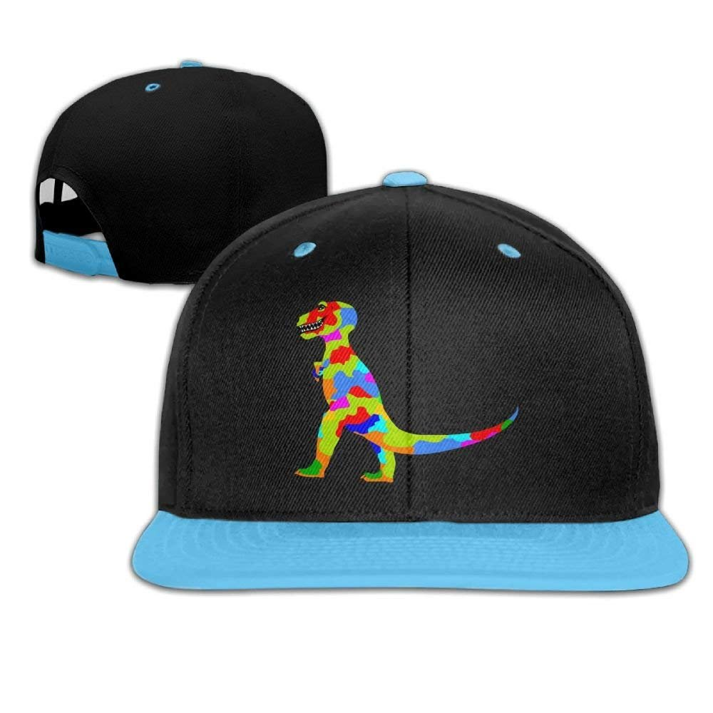 Cheeper Eletina Ds New/ Era/ Cap Rainbow Brim Hat Kids Hip Hop Baseball Cap and Hat Boys Girls Rainbow Prehistoric Dinosaur Hellip;Hip Hop Clothes for Little Girl