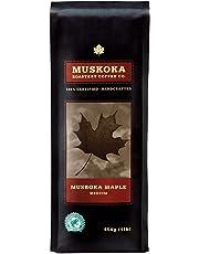 Muskoka Roastery Coffee, Muskoka Maple, Medium Roast, Ground Coffee, 454g