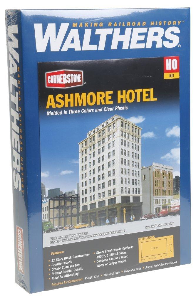 【驚きの値段で】 [ウォルサーズ]Walthers, Inc. 35.3cm Ashmore Hotel Kit, 85 Kit,/8 X X 47/16 X 137/8 21.9 X 11.2 X 35.3cm 933-3764 [並行輸入品] B0070EAEHS, LIBERTE:f19dfa4e --- a0267596.xsph.ru