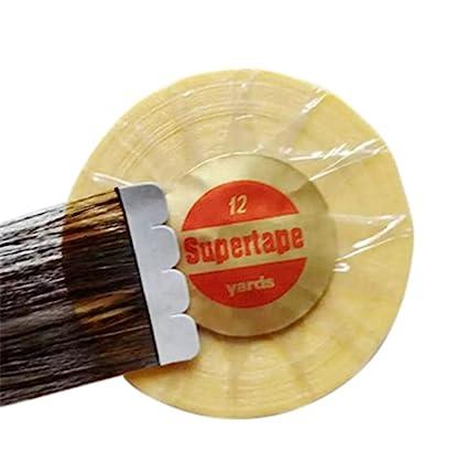 Remeehi 1 pieza encaje peluca sintética pegamento pegamento de Malta agua prueba Supertape encaje peluca Extensiones