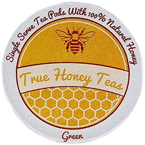 Honey Infused Green Single Serve Tea