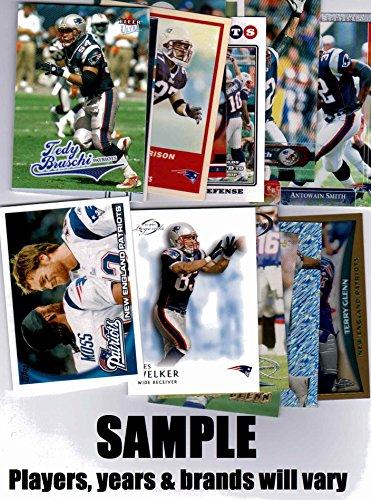 football cards patriots - 7