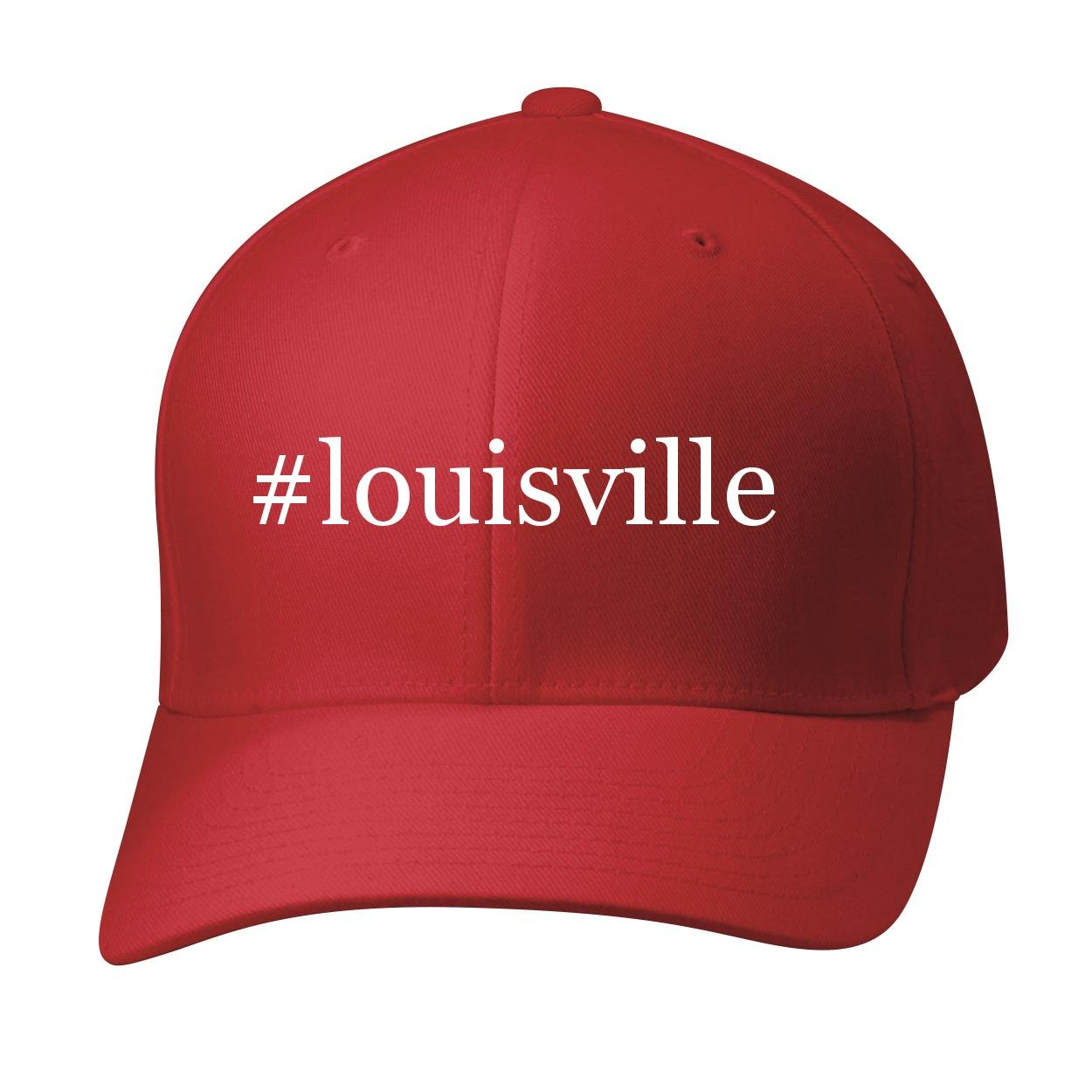 ca265ab298579 Amazon.com   Louisville - Baseball Hat Cap Adult  Clothing