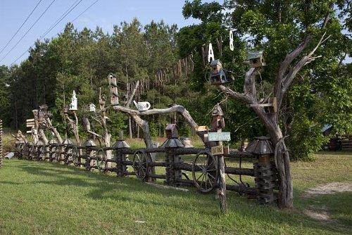 Photo: HillBilly Mall,Tuskegee,Macon County,Alabama,Carol - Malls Macon