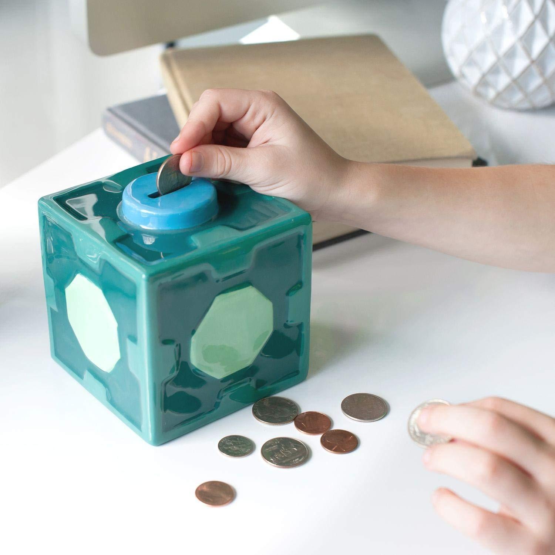 Rick and Morty 4 1//2 Meeseeks Box O Fun Collectible Ceramic Coin Bank