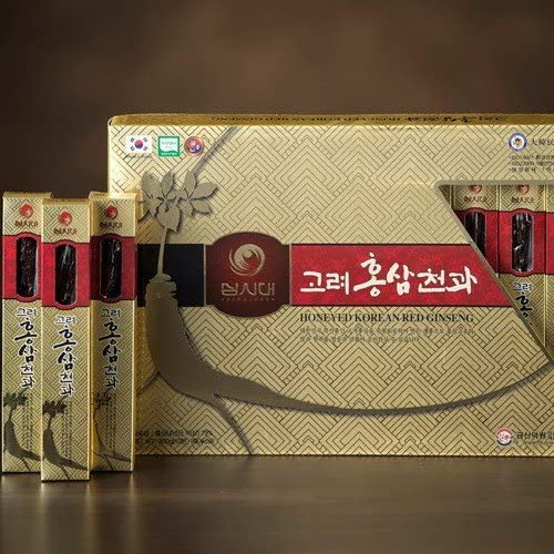 Deokwon Red Ginseng Preserved in Honey 450g 10EA
