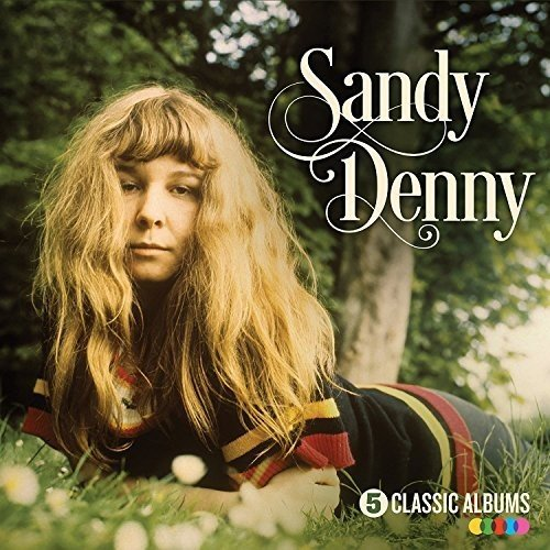CD : Sandy Denny - 5 Classic Albums (United Kingdom - Import, 5 Disc)