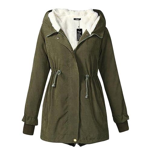Chaqueta de abrigo de la capucha de invierno de las mujeres