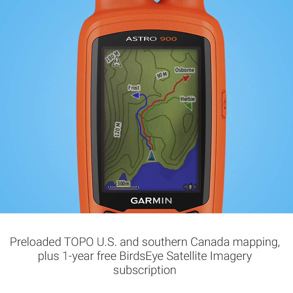 Amazon.com: Garmin Astro GPS Sporting Dog Tracking System ...