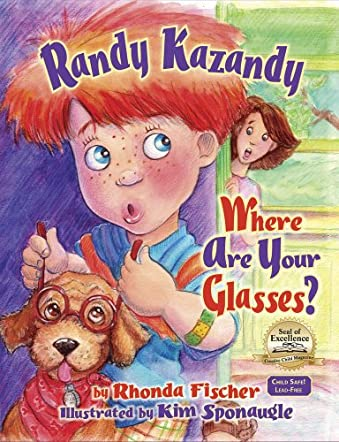 Randy Kazandy, Where Are Your Glasses?