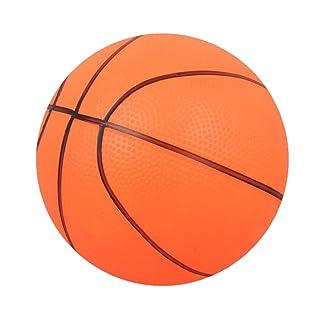 KESOTO Mini Pallone da Basket Rimbalzante Indoor/Outdoor Sport Palla per Bambini Regalo Arancione