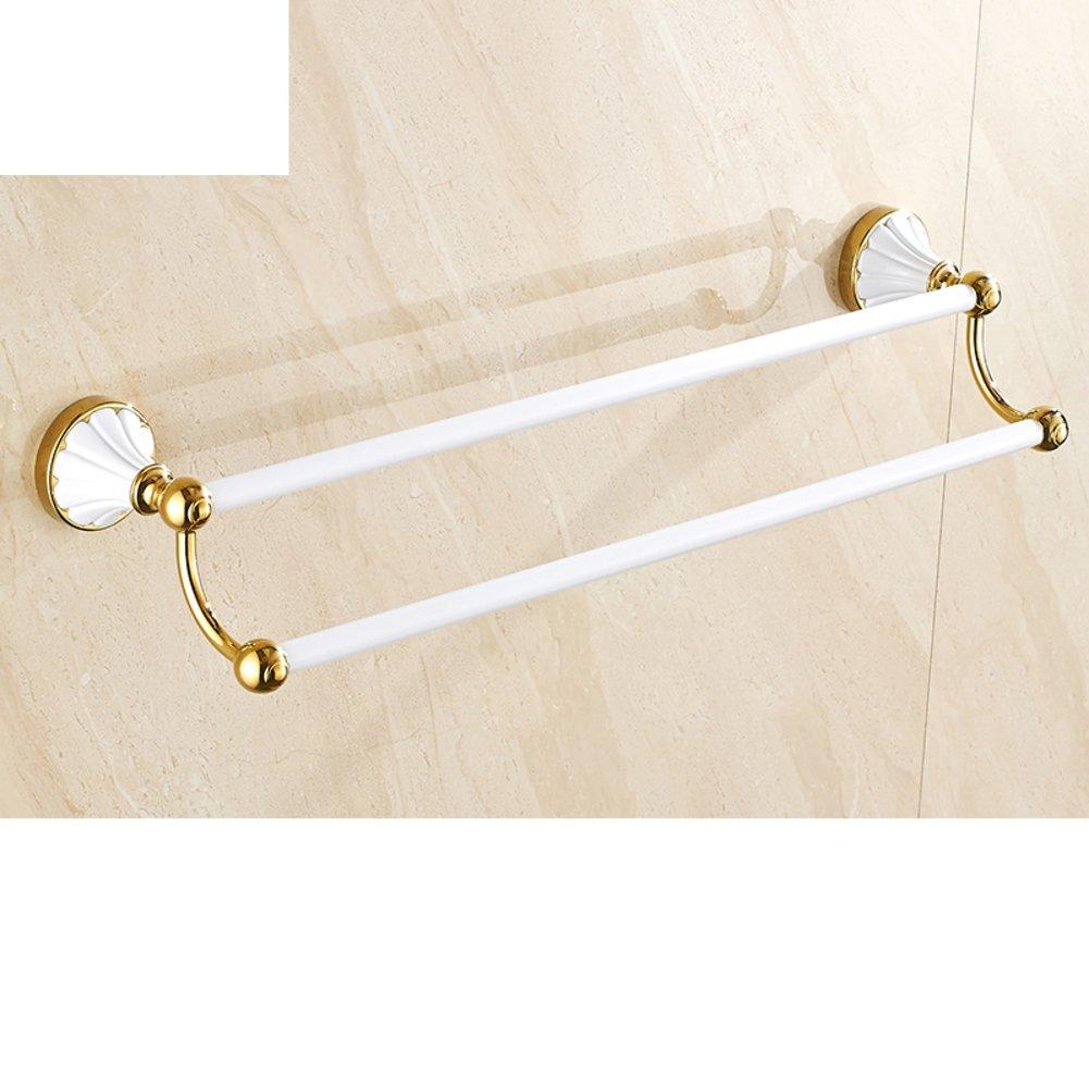 European style Towel rack/Towel Bar/Single towel bar/Double Towel Bar/Antique bathroom Towel rack hardware-B durable modeling