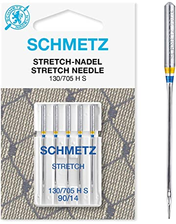 120 NM 80 100 110 50 Stück Schmetz Nadeln 130/705 H 90 0,32 € / Stück