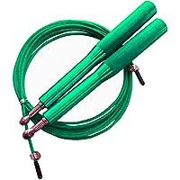 Corda Pular Aço Crossfit 3m Rolamento Speed Profissional