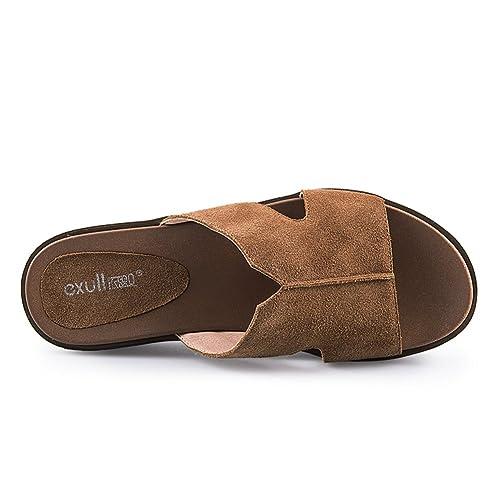 A De Plataformaseñoras Arrastrar Zapatos Cool Veranosandalias ZPukXi