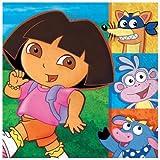 : Dora Lunch Napkins, 16ct