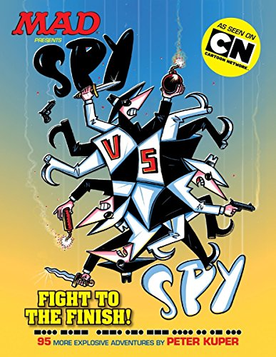 Spy vs. Spy: Fight to the Finish! (Mad Presents)