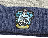 Harry Potter Hogwarts Houses Knit Ravenclaw Scarf