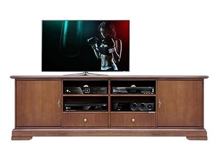 Credenza Per Tv : Life porta tv in legno massiccio mobile per moderno soggiorno