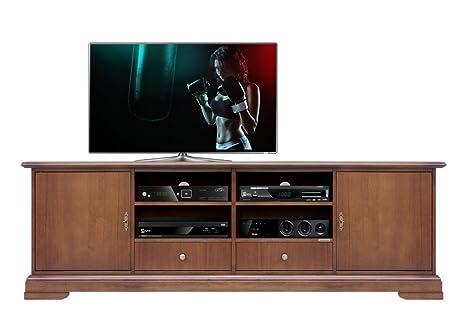 Credenza Bassa Da Giardino : Base porta tv 2 metri mobile basso per grandi dimensioni