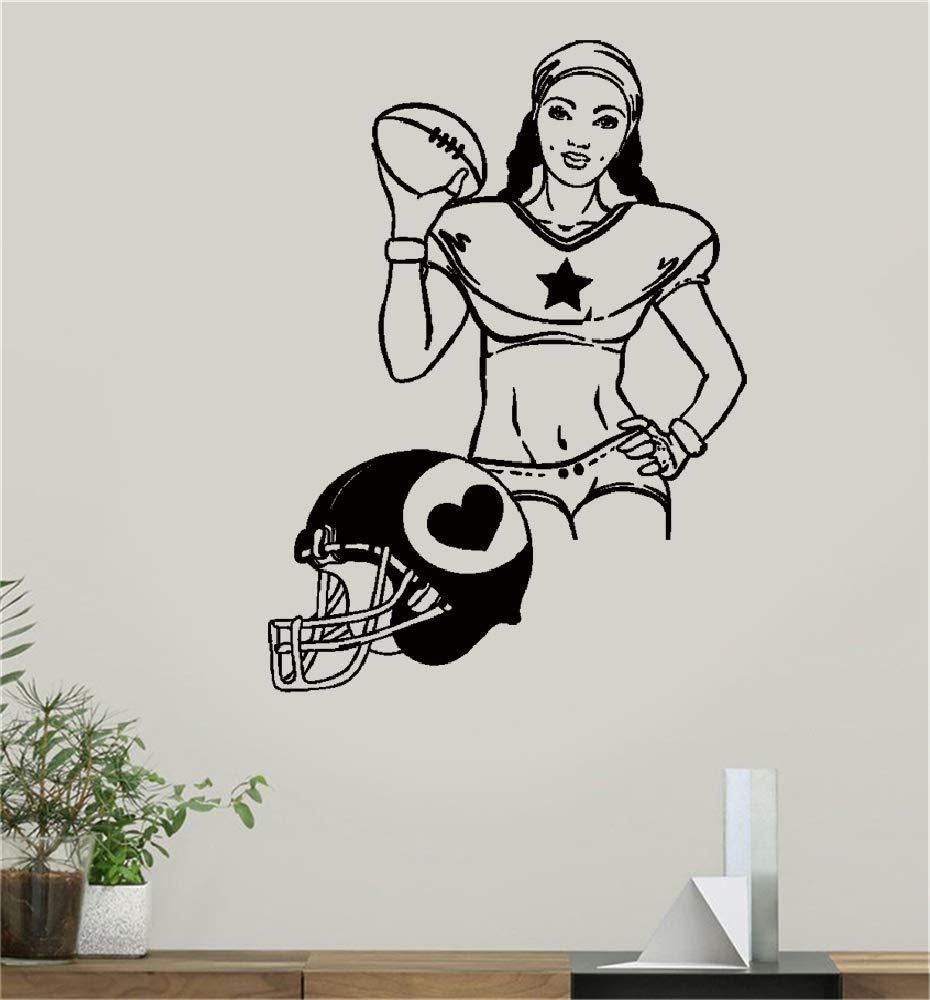 pegatinas de pared tortugas ninja Casco de la muchacha de ...