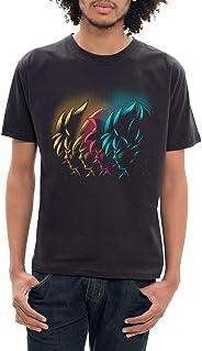 - Camiseta Goku Evoluções - Masculina