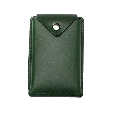 5e550ff2266f Amazon | (アブラサス)abrAsus 薄いカードケース ブッテーロレザー ...