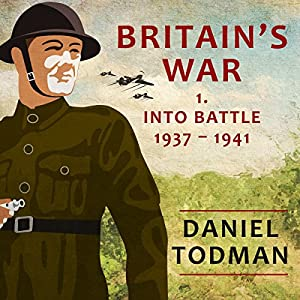 Britain's War Audiobook