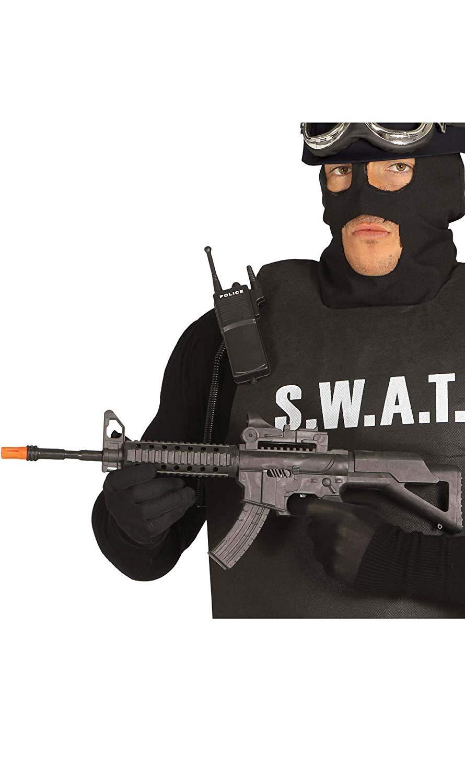 Guirca Subfusil de Asalto con Sonido DE 56 cm de Swat