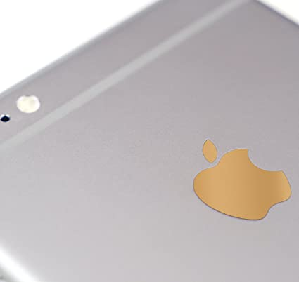 Apple Iphone 7 Logo Stickers