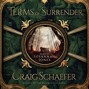 Terms of Surrender Audiobook
