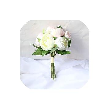 Amazon Com Wedding Centerpiece Artificial Flowers White