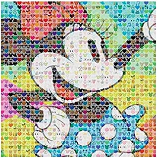 product image for Ceaco Disney Emoji Minnie Mouse Jigsaw Puzzle, 300 Pieces