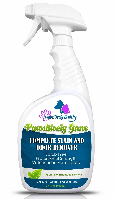 Perro gato mascota orina olor - más fuerte limpiador de enzimas, manchas y olor - libre de rozaduras - garantizada - Alfombra y tapicería seguro, ...