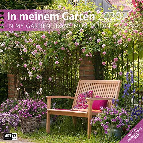 In meinem Garten 2020 Broschürenkalender by