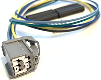 NEW Equivalent Replacement Pigtail Harness WPT-285 3U2Z-14S411-JBA