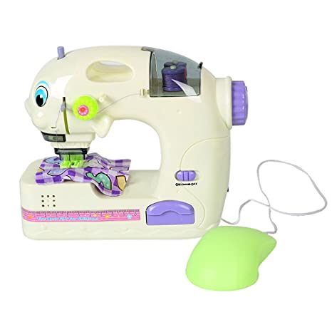 Amazon COLORTREE Sewing Studio Pretend Toy Sew Machine For Custom Girls Sewing Machine