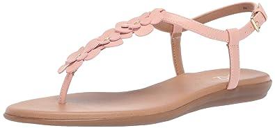 f0de62d18675 Aerosoles A2 Women s CHLASSY Date Flat Sandal Light Pink 5 ...