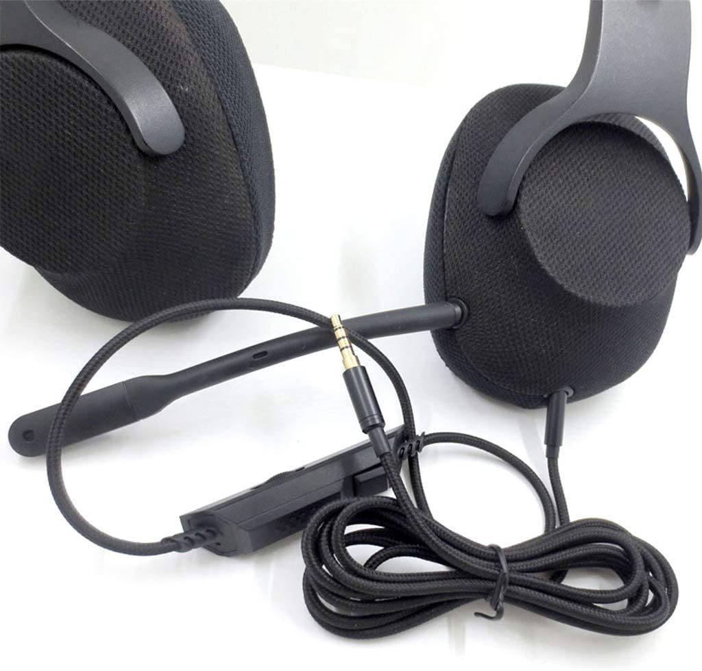 chenpaif Audio Cable Headphone Cord Line for Logitech G433 G233 G Pro//G Pro X Headset