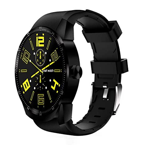 FXXUK Unisex Smartwatch Bluetooth Sports Waterproof Heart Rate ...