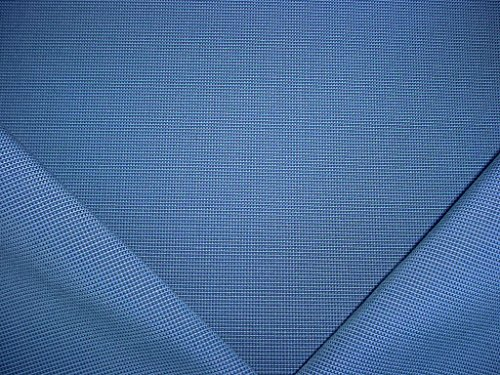 - 112HH26 - Lagoon Blue / Sky 100% Solution Dyed Acrylic Outdoor / Indoor Marine Basket Weave Designer Upholstery Drapery Fabric - By the Yard