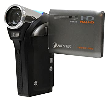 aiptek ahd 1080p hd flash memory camcorder with 5x amazon co uk rh amazon co uk Aiptek 720P HD Manual Aiptek HD Camcorder Chargers