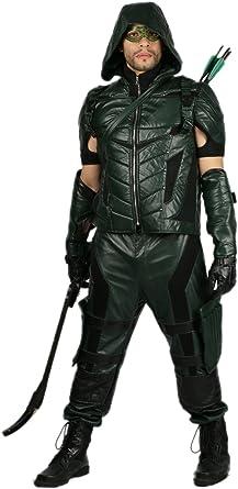 Nexthops Arrow Traje de Lujo Cosplay para Hombres 8 set Traje ...