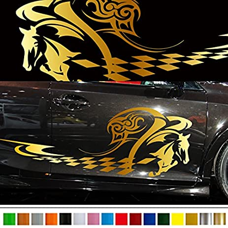 Amazoncom Pegasus Car Sticker Car Vinyl Side Graphics Pre Car - Graphic design stickers for cars