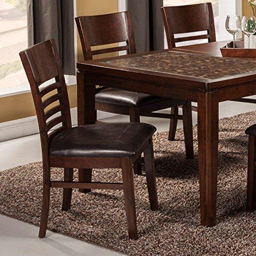 Amazon.com: Alpine Sillas Muebles Granada Side – Conjunto de ...