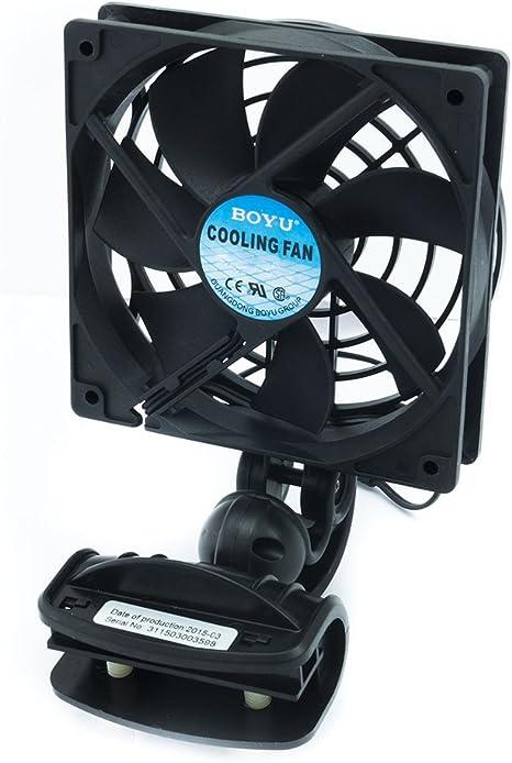 TradeShopTraesio®, ventilador de refrigeración para acuario dulce ...