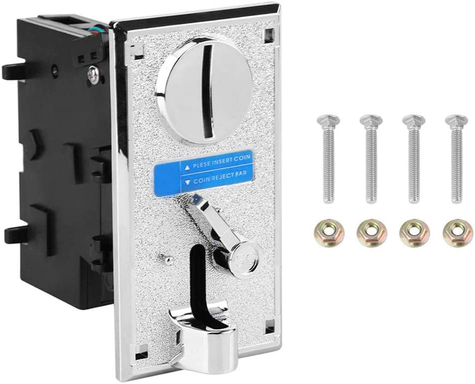Selector de Monedas electrónico avanzado Roll Down comparable para máquinas expendedoras Arcade Game