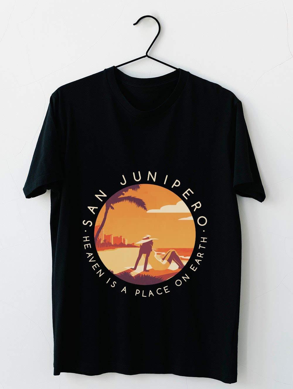 Black Mirror San Junipero Vintage Style 55 T Shirt For Unisex