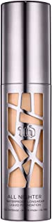 product image for Urban Decay All Nighter Liquid Foundation, 1.5 Fair Bisque - Flawless, Full Coverage for Oily & Combination Skin - Matte Finish - Waterproof & Transfer-Resistant - 1.0 fl oz