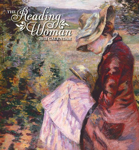 The Reading Woman 2018 Mini Wall Calendar